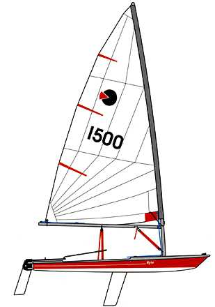 Byte drawing on sailboatdata.com