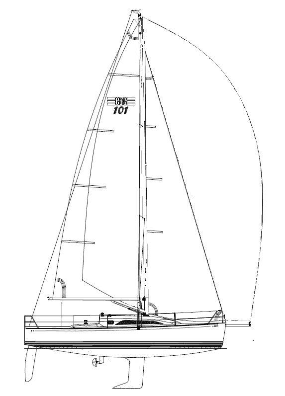C&C 101 drawing