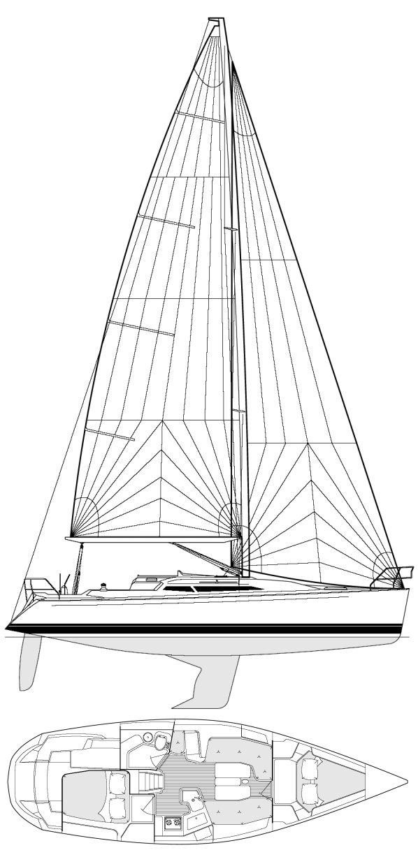 C&C 115 drawing