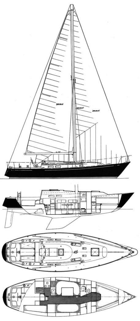 C&C 35-2 drawing
