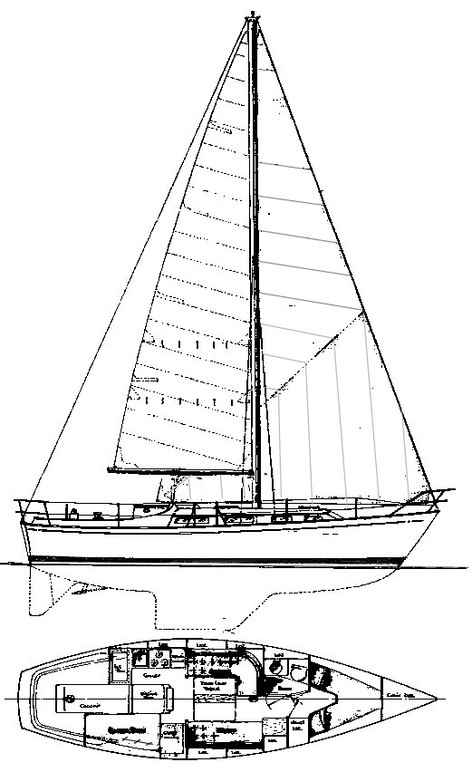 C&L 36 drawing