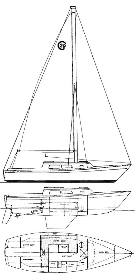 CAL 2-29 drawing