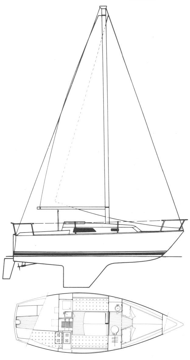 CAL 2-25 drawing