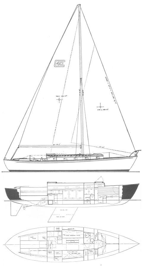 CALKINS 40 drawing