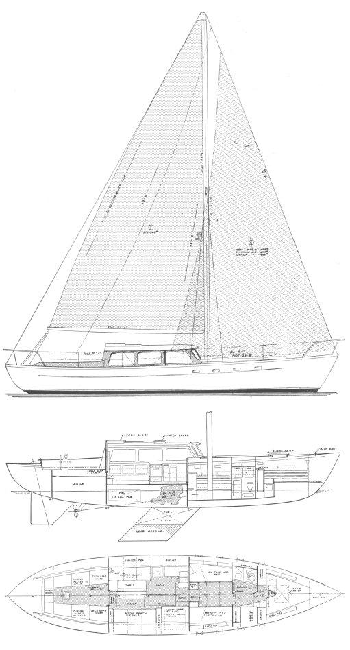 CALKINS 50 drawing