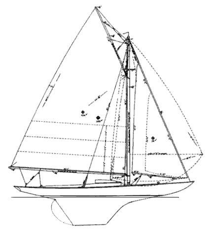 CAMDEN CLASS drawing