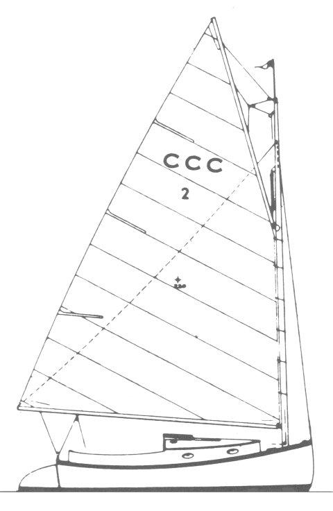 CAPE COD CAT drawing