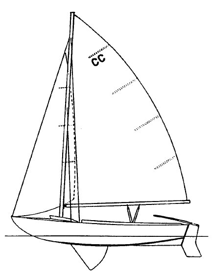 CAPE COD KNOCKABOUT sailboat specifications and details on sailboatdata.com
