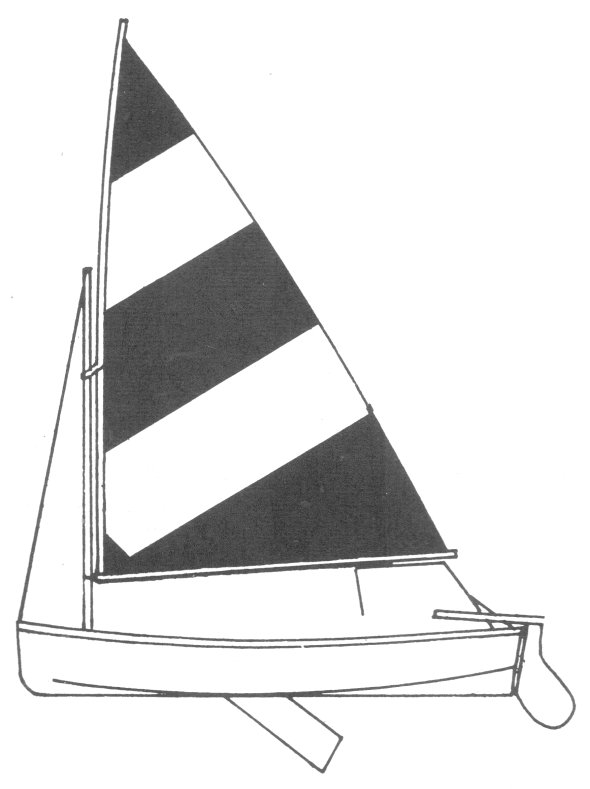 CAPE DORY 14 drawing