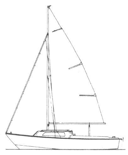 CAPTAIN (JEANNEAU) drawing