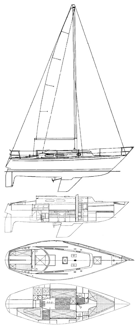 CARTER 30 drawing