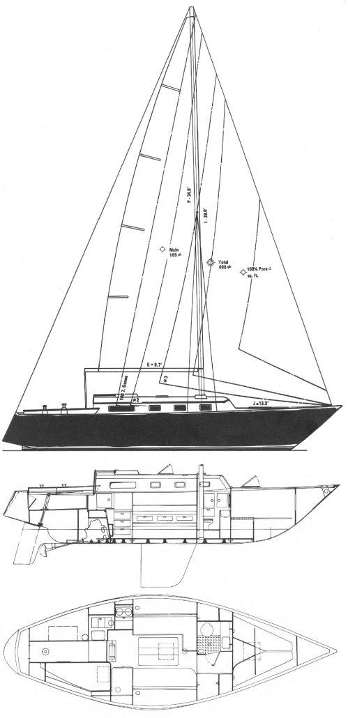 CARTER 33 drawing