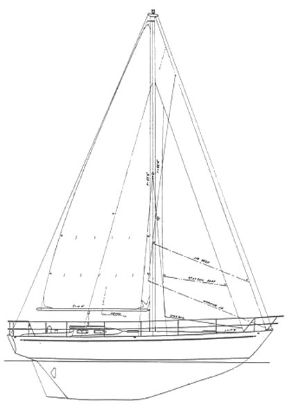 CARTWRIGHT 40 drawing