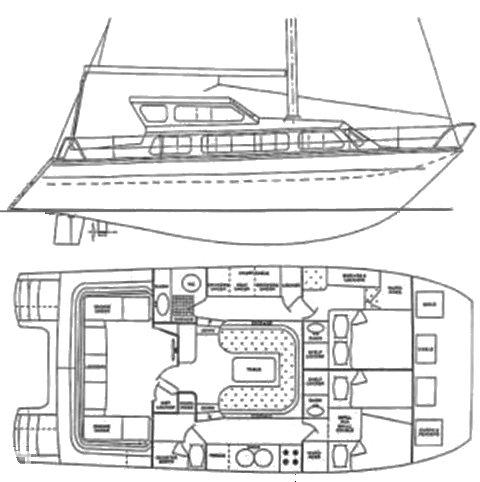 CATALAC 11M drawing
