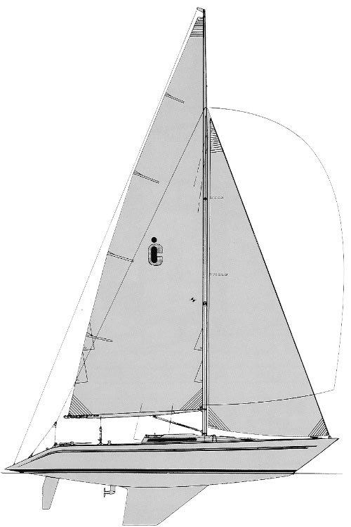 CAYENNE 12.5 drawing