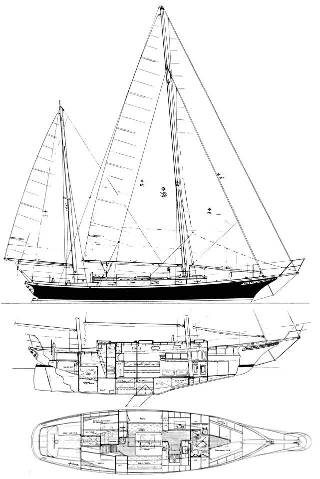 CHERUBINI 44 drawing