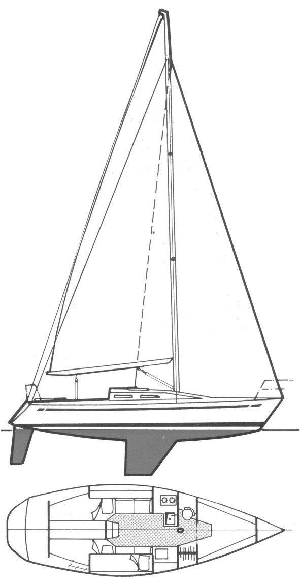 CHOATE 30 drawing