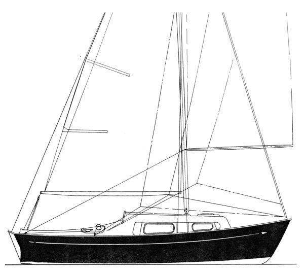 CINDER 22 drawing