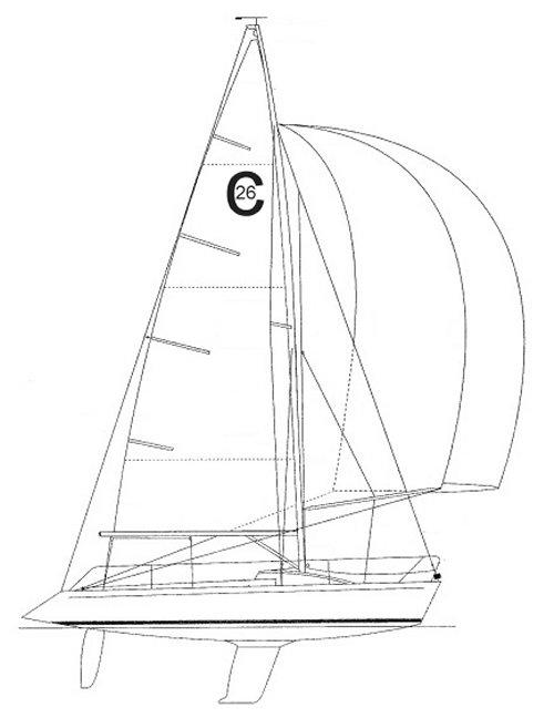 COLGATE 26 drawing