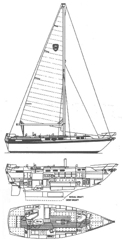 COLUMBIA 11.8 drawing