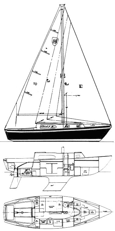 COLUMBIA 28 drawing