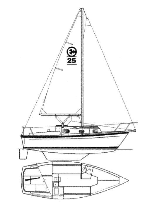 COM-PAC 25 drawing