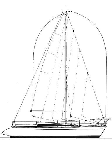 COMET 301 drawing