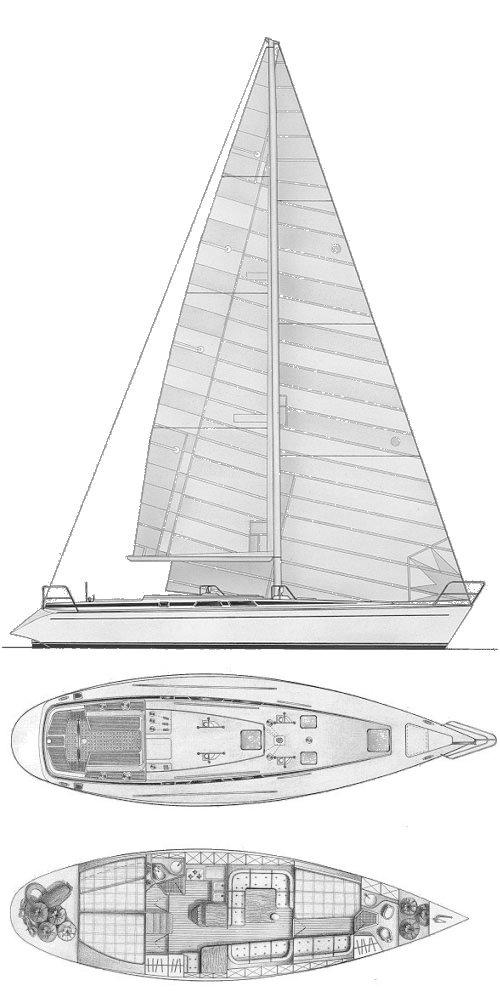 COMET 460 drawing