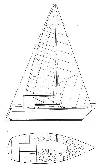 COMET 801 drawing