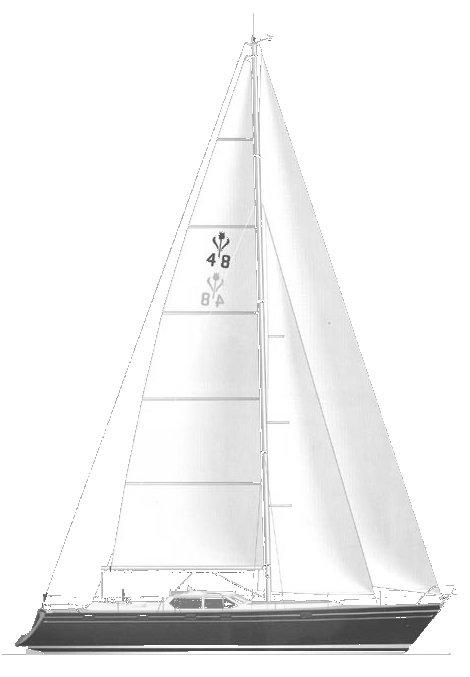 CONTEST 48CS drawing