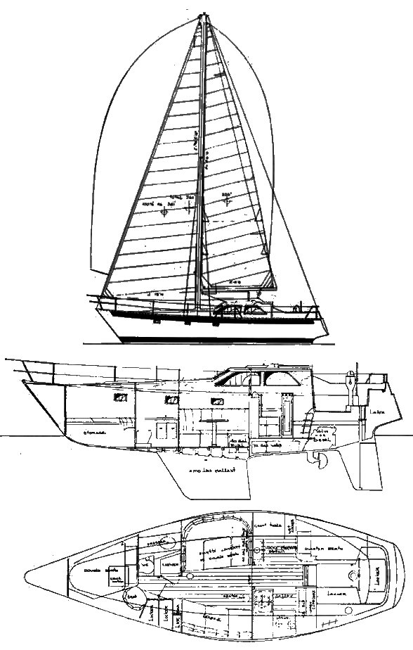 COOPER 353 drawing
