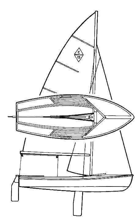 CORONADO 15 drawing