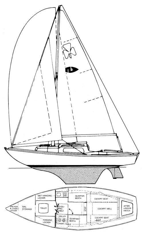 CORRIBEE MKIII drawing