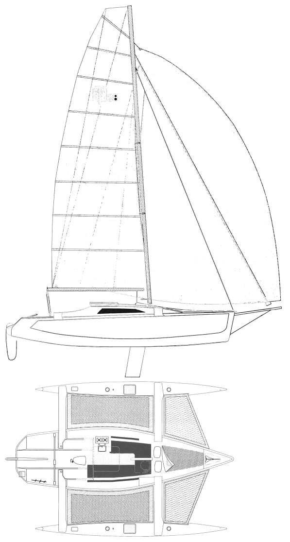 CORSAIR 28RS drawing