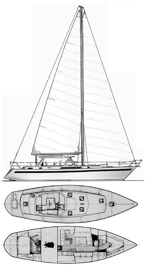 CSY 50 (PILOT HOUSE) drawing