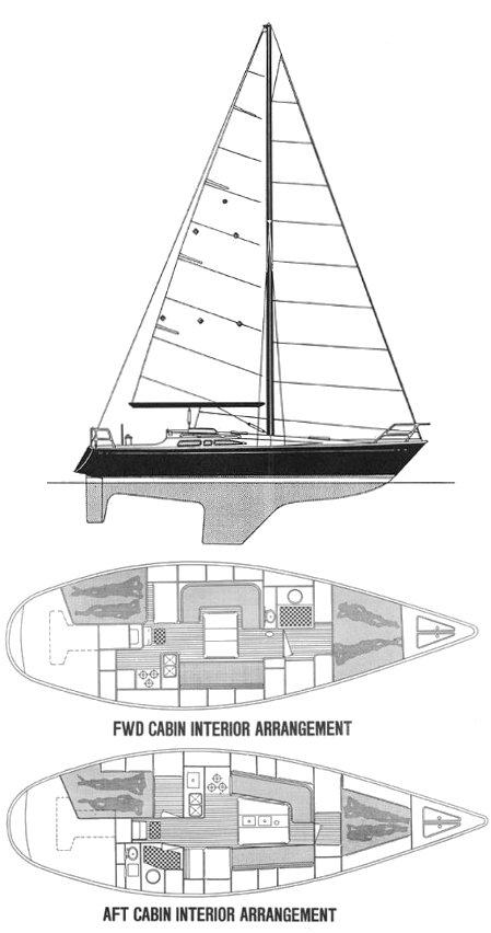 CT-38 (WARWICK) drawing