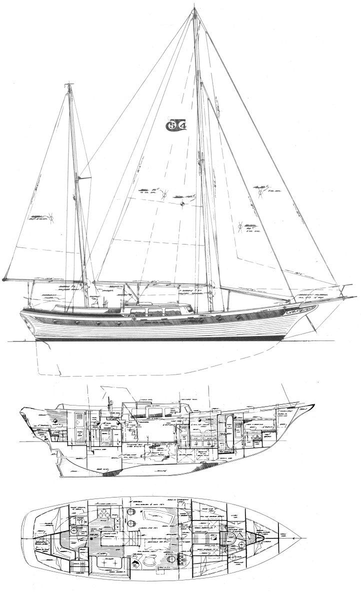 CT-54 drawing