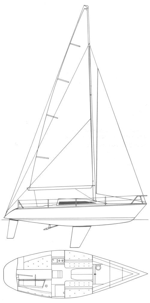 DB-1 drawing