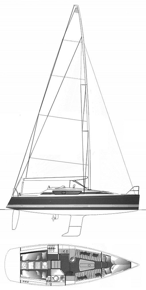 DEHLER 33 drawing