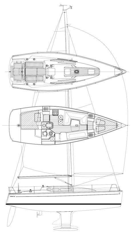 DEHLER 35 drawing