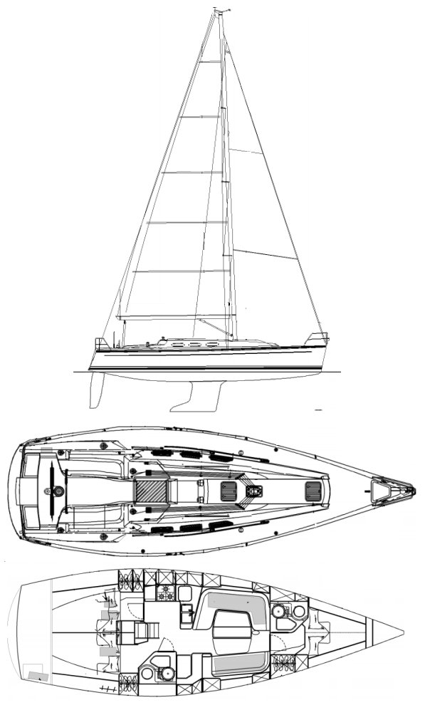 DEHLER 39 drawing