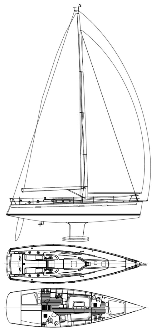 DEHLER 45 drawing