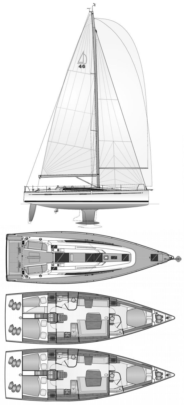 DEHLER 46 drawing