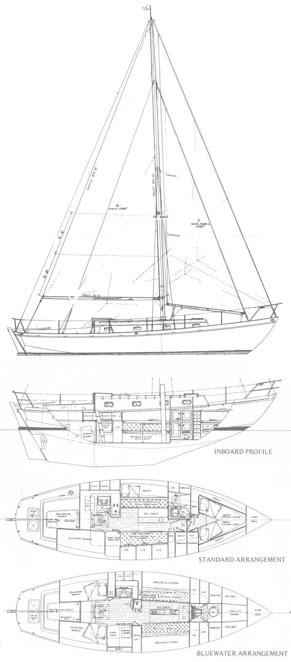 DEPARTURE 35 drawing