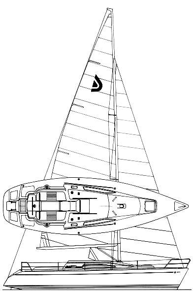 DIVA 35 drawing