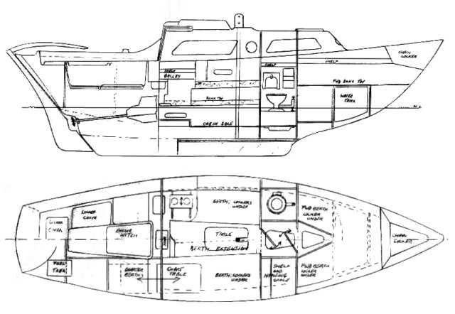 DOCKRELL 27 drawing