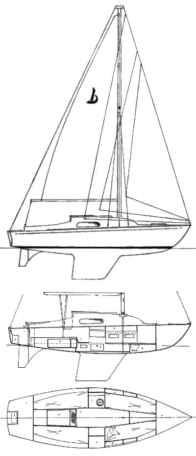 DRABANT 22 drawing