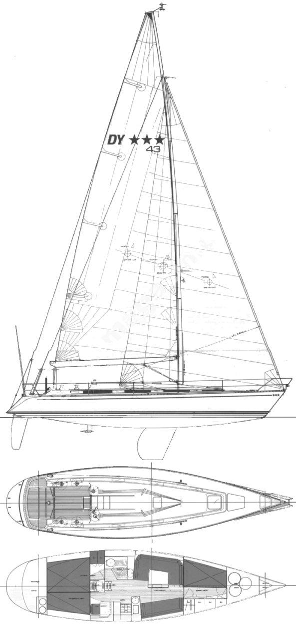 DYNAMIC 43 drawing
