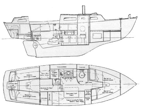EAGLE 27 drawing