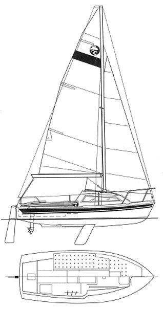 EAGLE 525 drawing